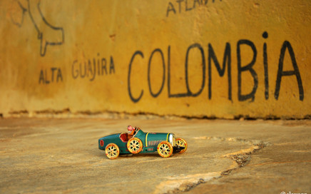 @claverg woody goes colombia